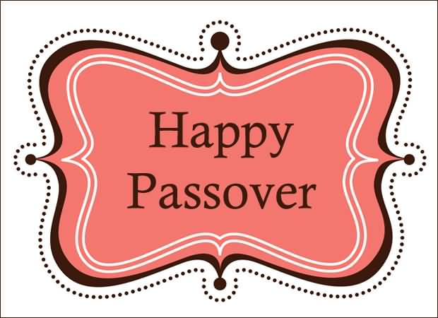 152-Happy Passover Wishes