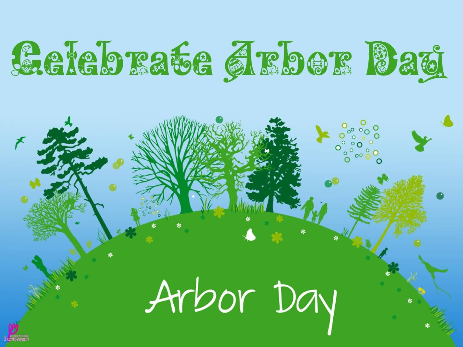 16-Arbor Day Wishes