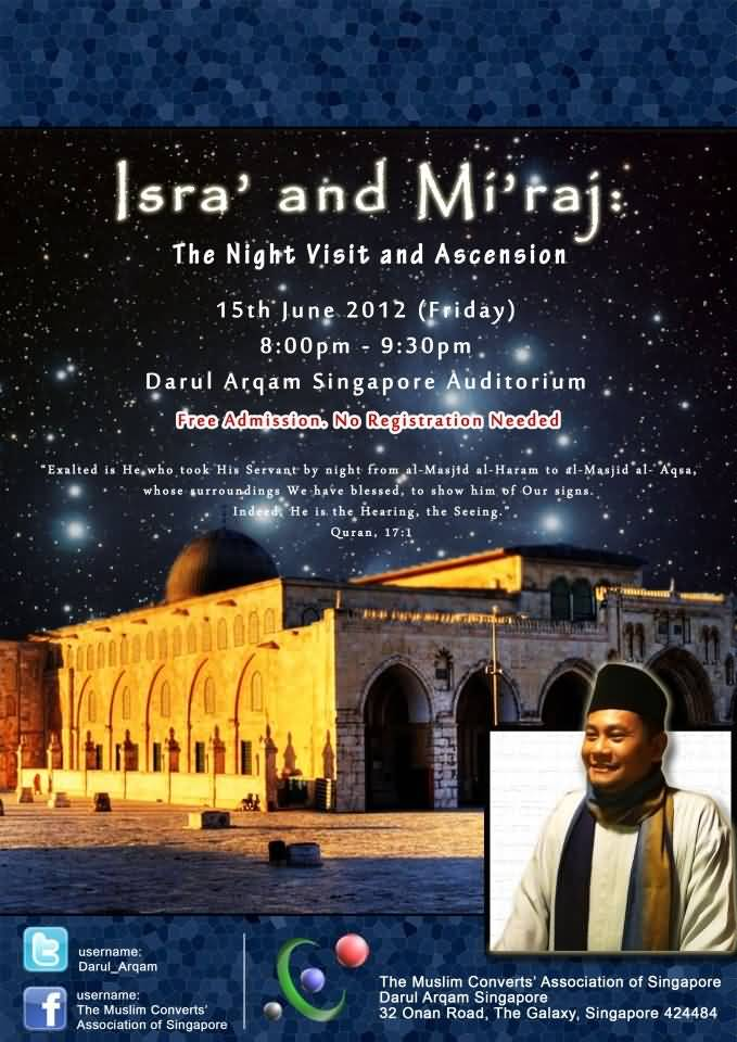 16-Isra and Mi'raj Wishes
