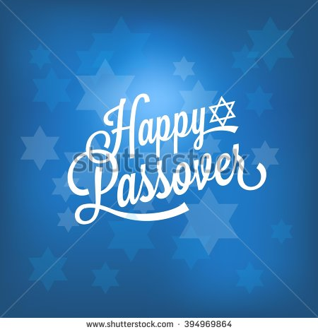 161-Happy Passover Wishes