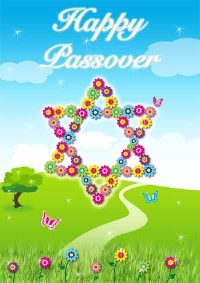 168-Happy Passover Wishes