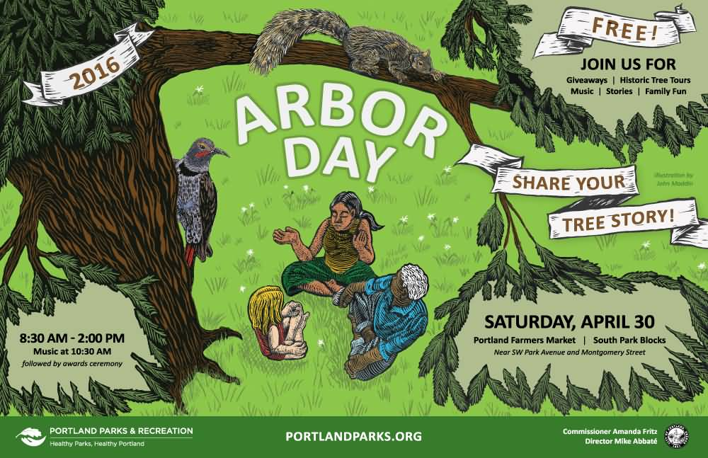 17-Arbor Day Wishes