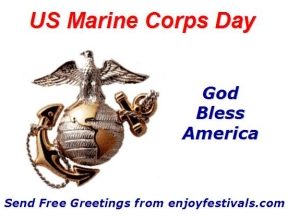18-Marine Corps Birthday Wishes