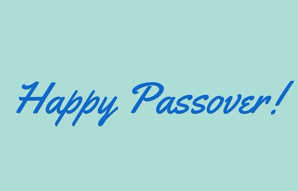 185-Happy Passover Wishes