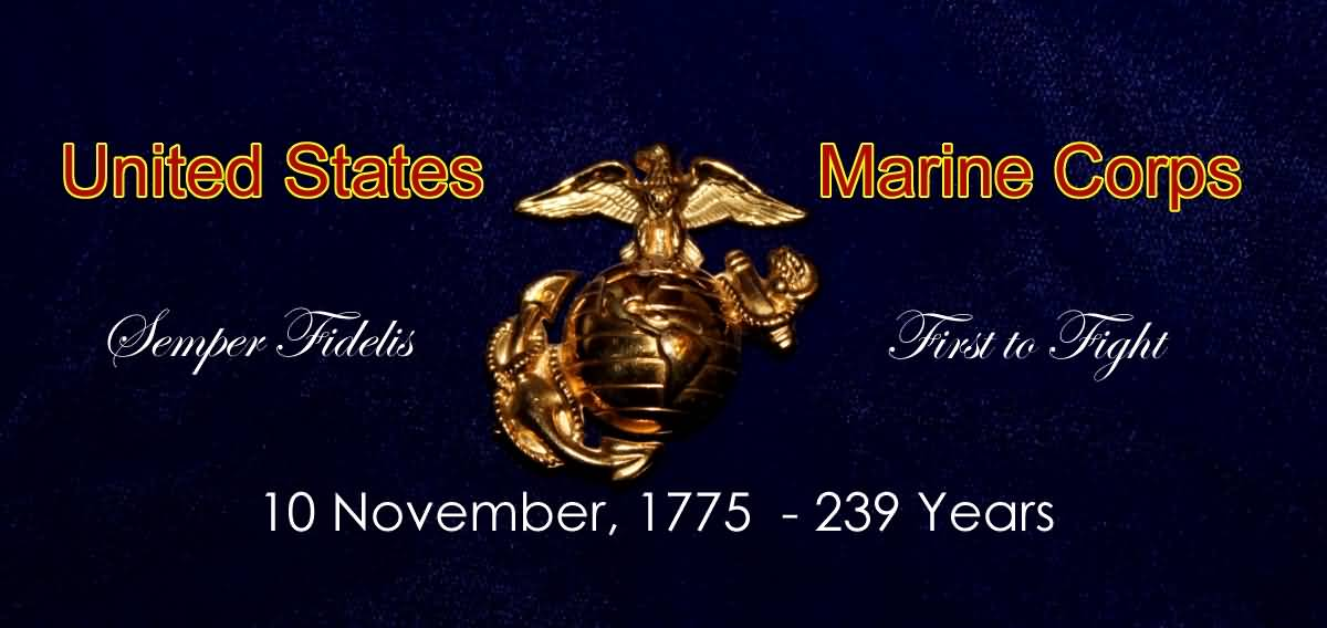 19-Marine Corps Birthday Wishes