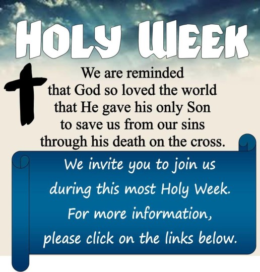 2-Holy Week Wishes
