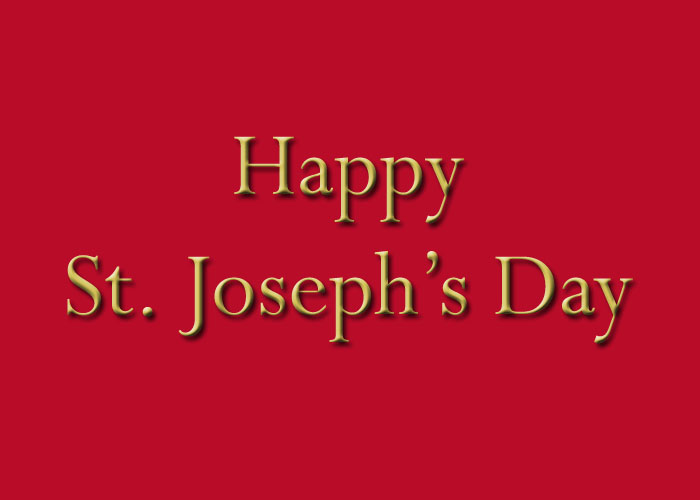 2-St Joseph's Day Wishes