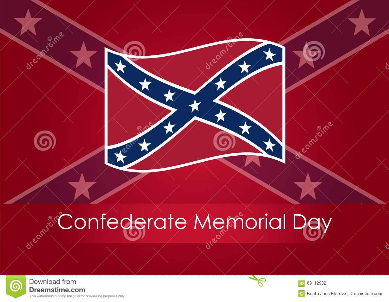 20-Happy Confederate Memorial Day