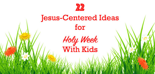 22-Holy Week Wishes