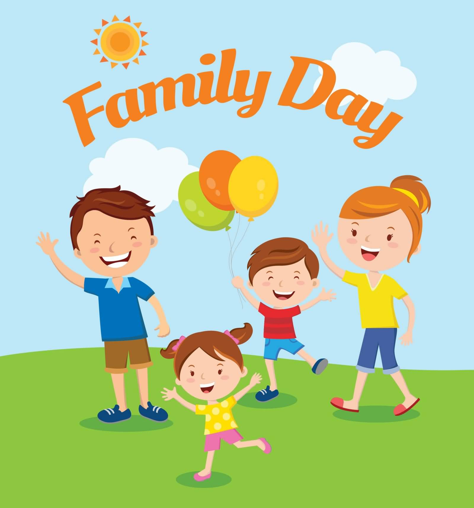23-Family Day Wishes