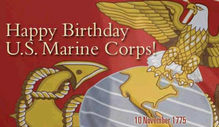 23-Marine Corps Birthday Wishes