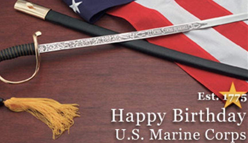 25-Marine Corps Birthday Wishes
