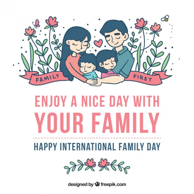 26-Family Day Wishes