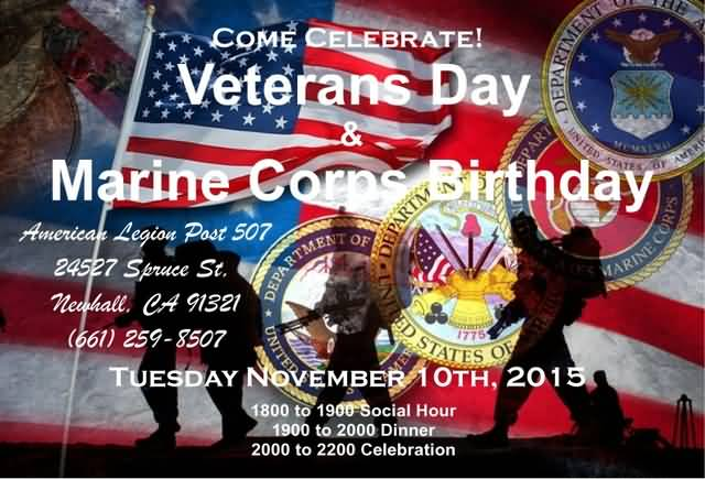 26-Marine Corps Birthday Wishes