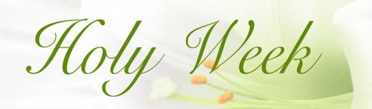 27-Holy Week Wishes