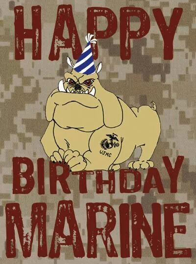 28-Marine Corps Birthday Wishes
