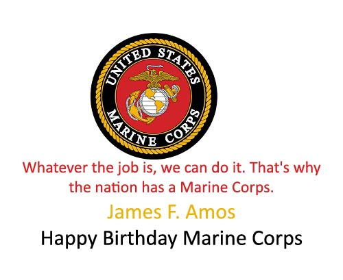 29-Marine Corps Birthday Wishes