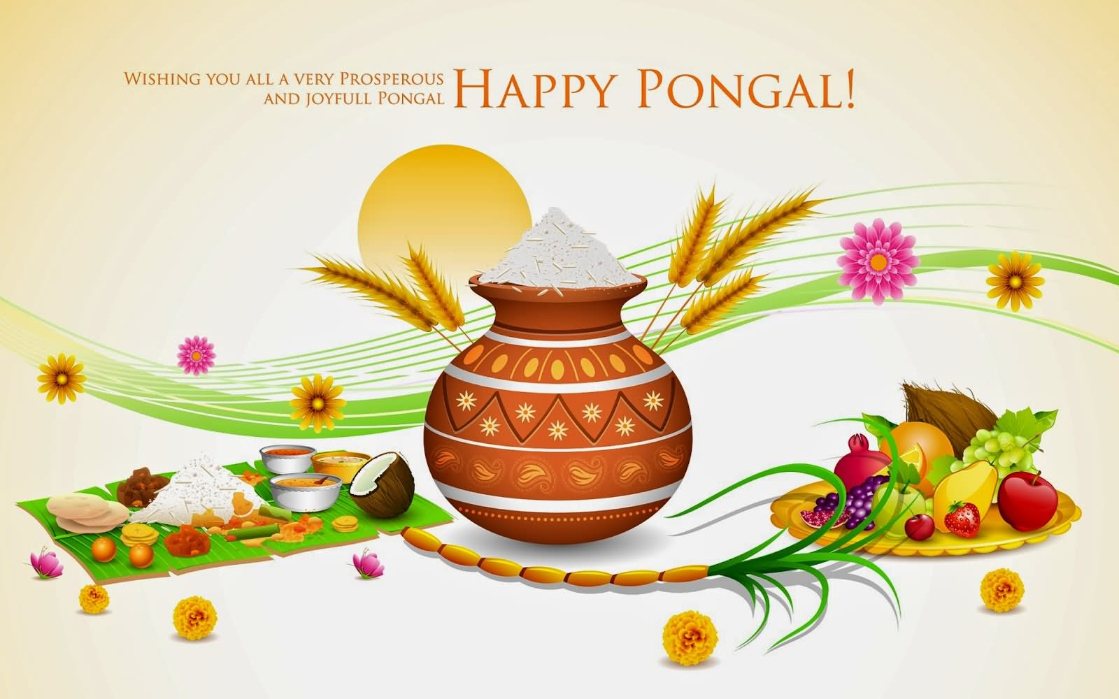 3-Happy Pongal Wishes