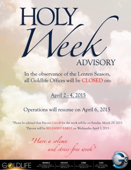 30-Holy Week Wishes