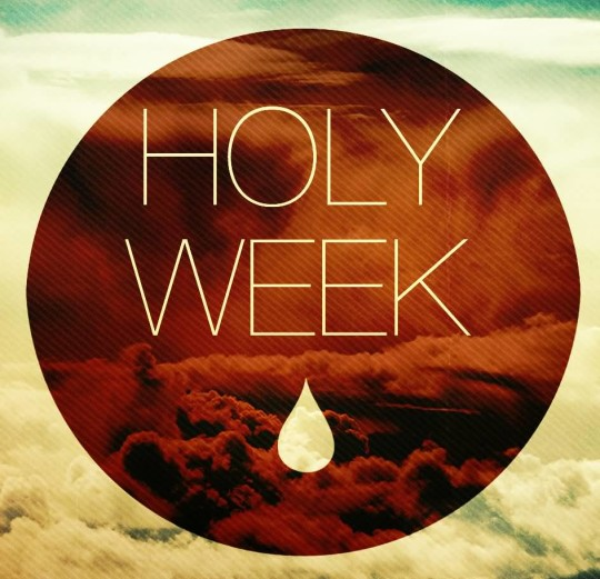 34-Holy Week Wishes