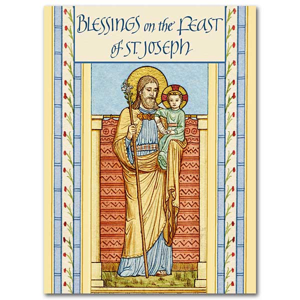 Blessings on the feast of stsephs day greetings wishes images 35 st josephs day wishes m4hsunfo