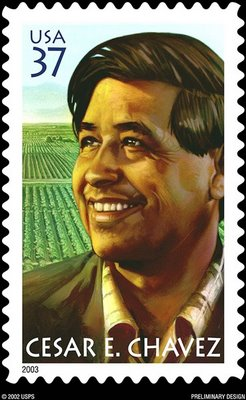 4-Cesar Chavez Day Wishes
