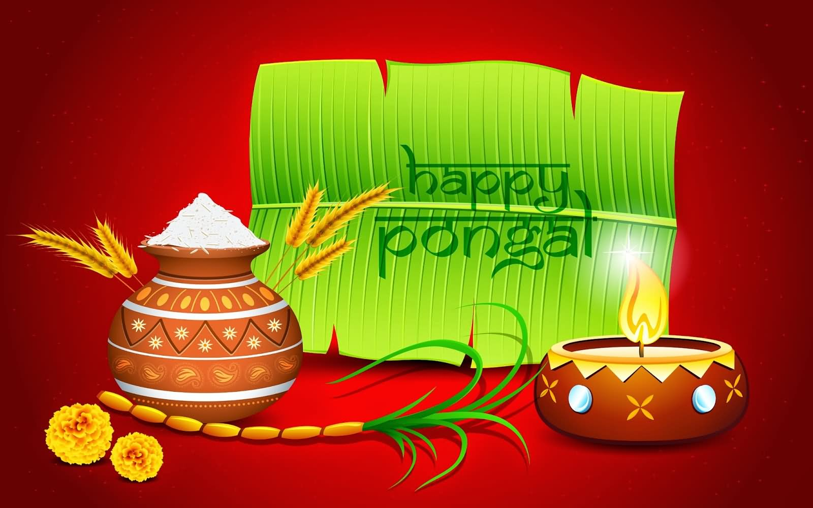4-Happy Pongal Wishes