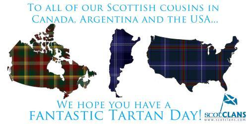 40-Happy Tartan Day Wishes