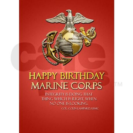 40-Marine Corps Birthday Wishes