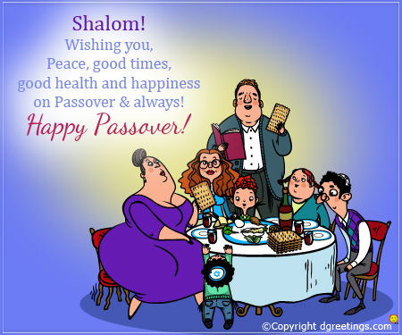 42-Happy Passover Wishes
