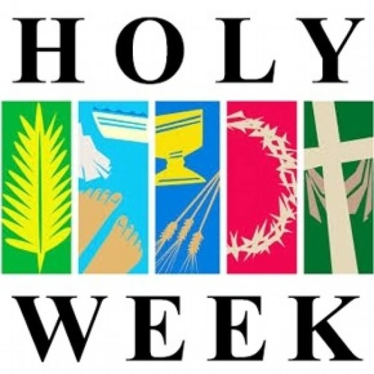 42-Holy Week Wishes