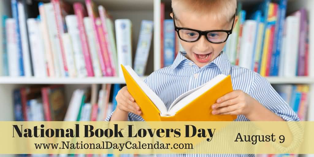 44-Book Lovers Day Wishes