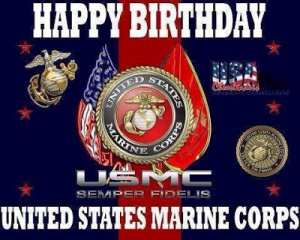 44-Marine Corps Birthday Wishes