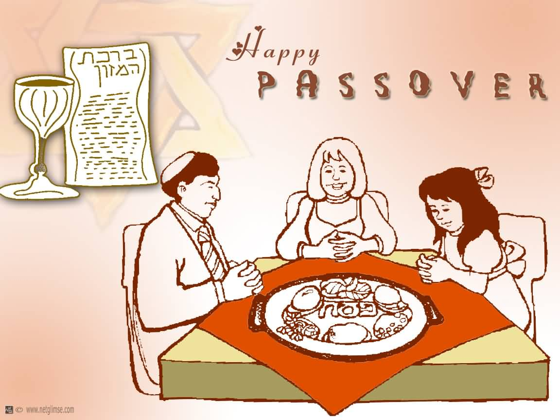 45-Happy Passover Wishes