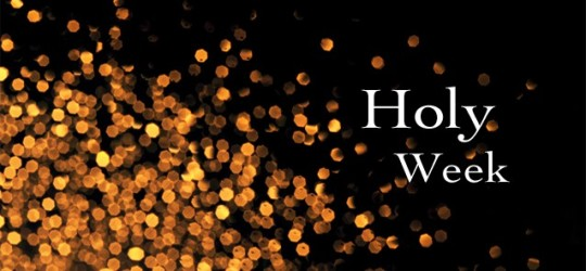 45-Holy Week Wishes