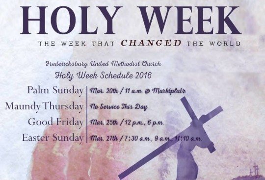 46-Holy Week Wishes