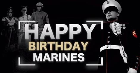 48-Marine Corps Birthday Wishes