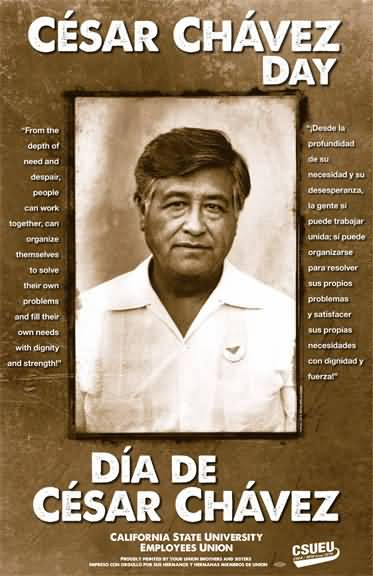 5-Cesar Chavez Day Wishes
