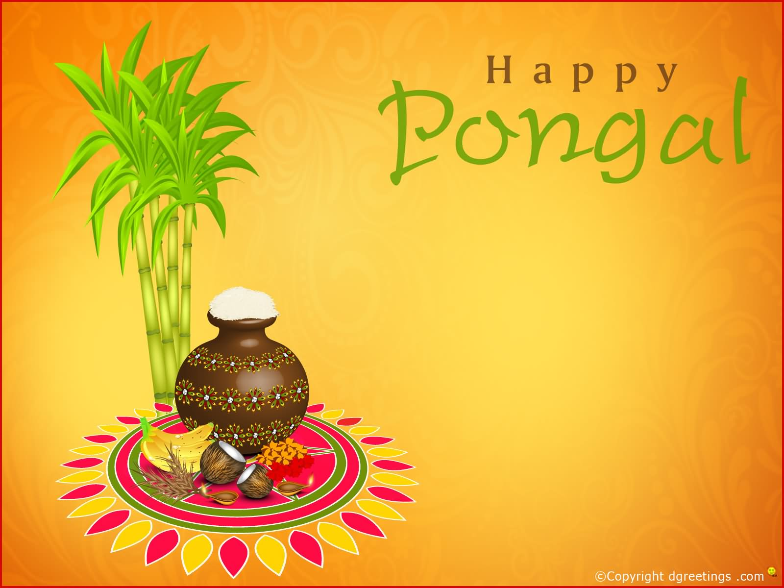 5-Happy Pongal Wishes