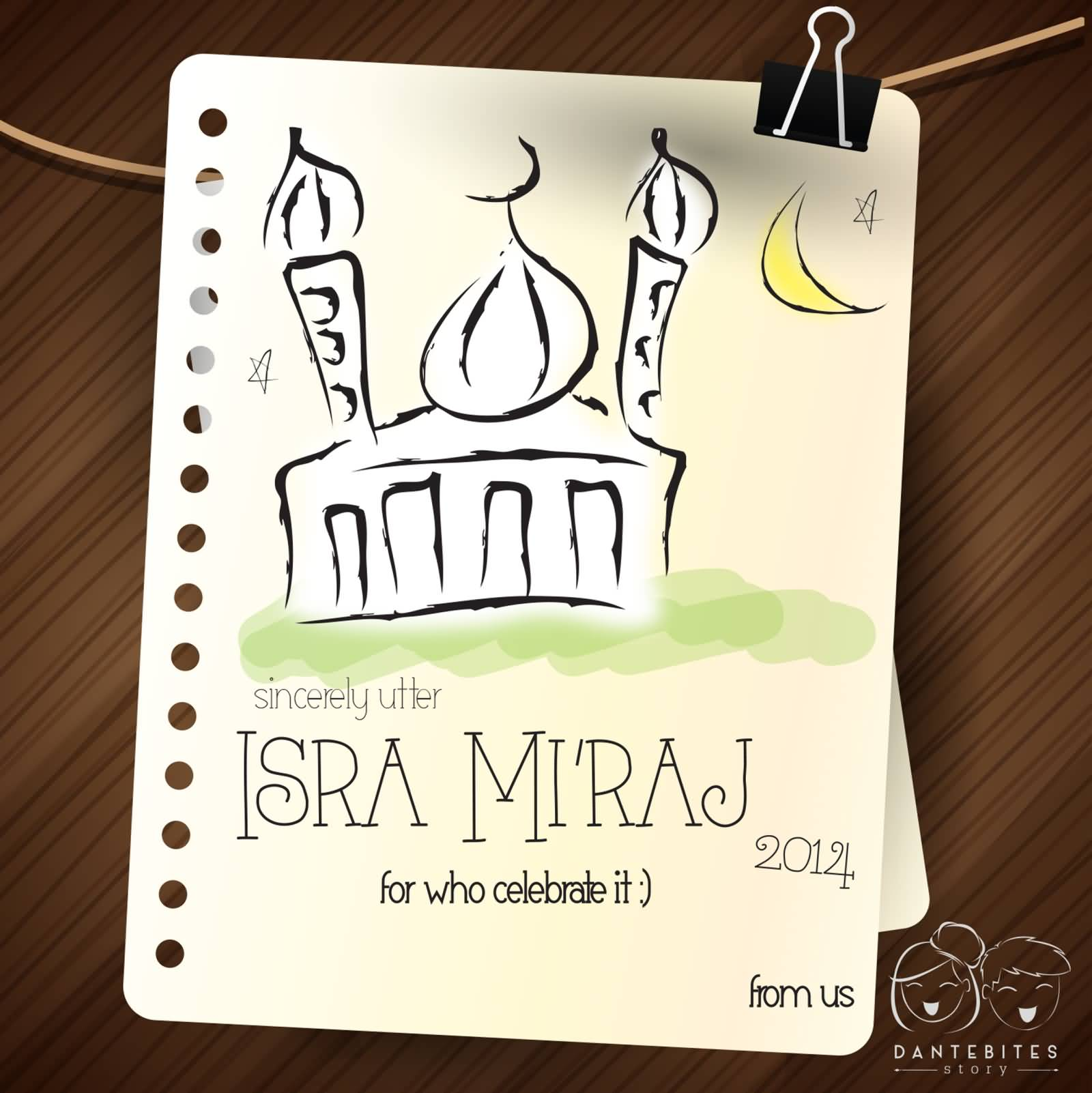 5-Isra and Mi'raj Wishes