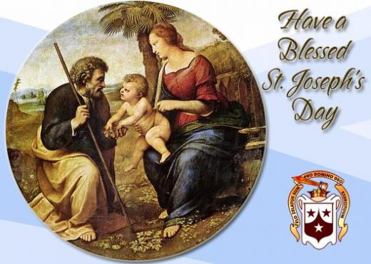 5-St Joseph's Day Wishes