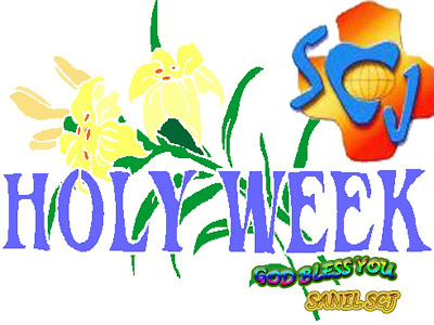 54-Holy Week Wishes