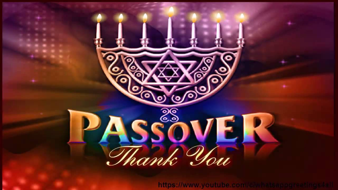 56-Happy Passover Wishes