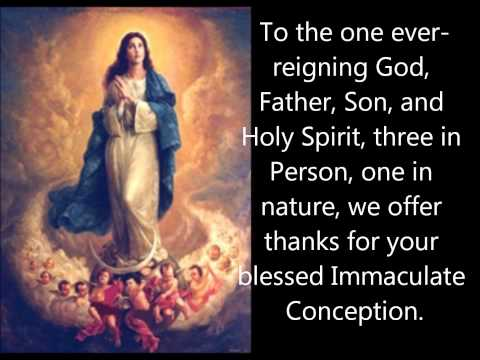 56-Immaculate Conception Day Wishes
