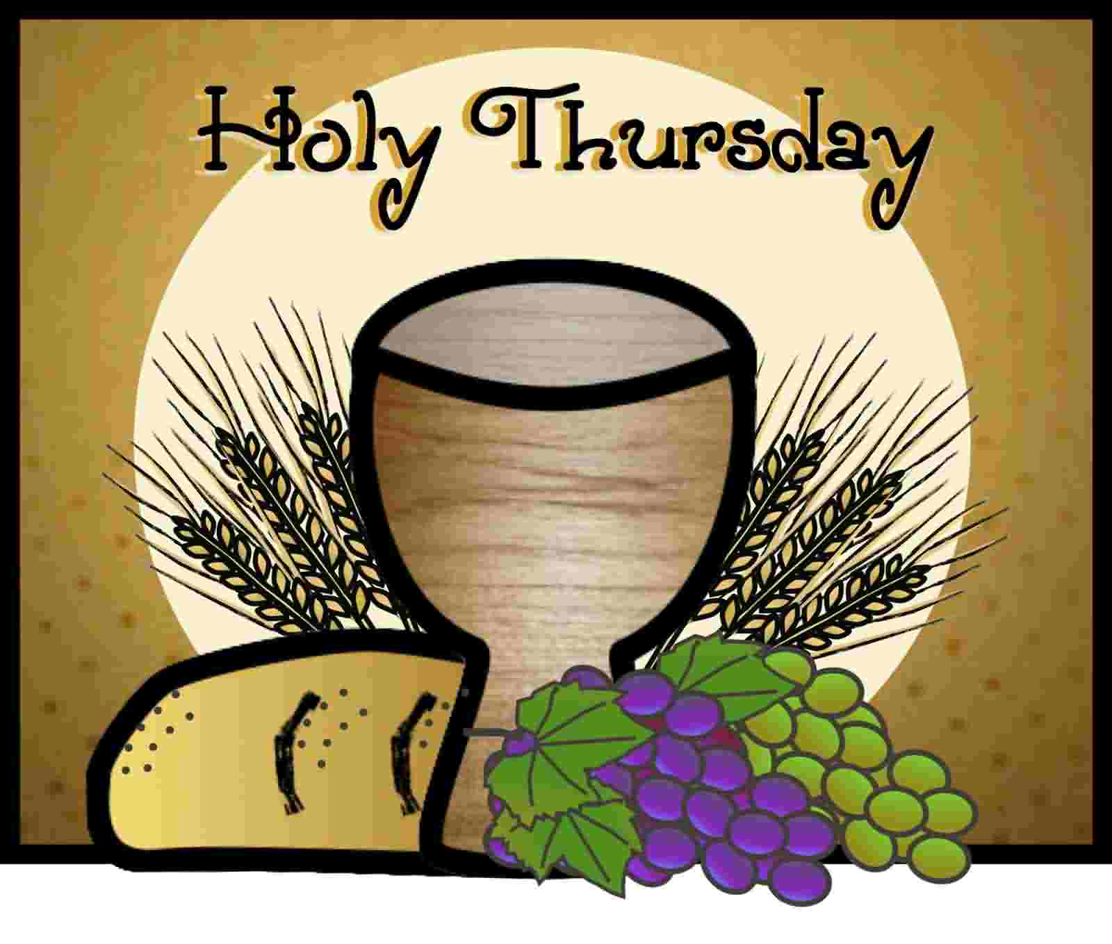 6-Holy Thursday Wishes
