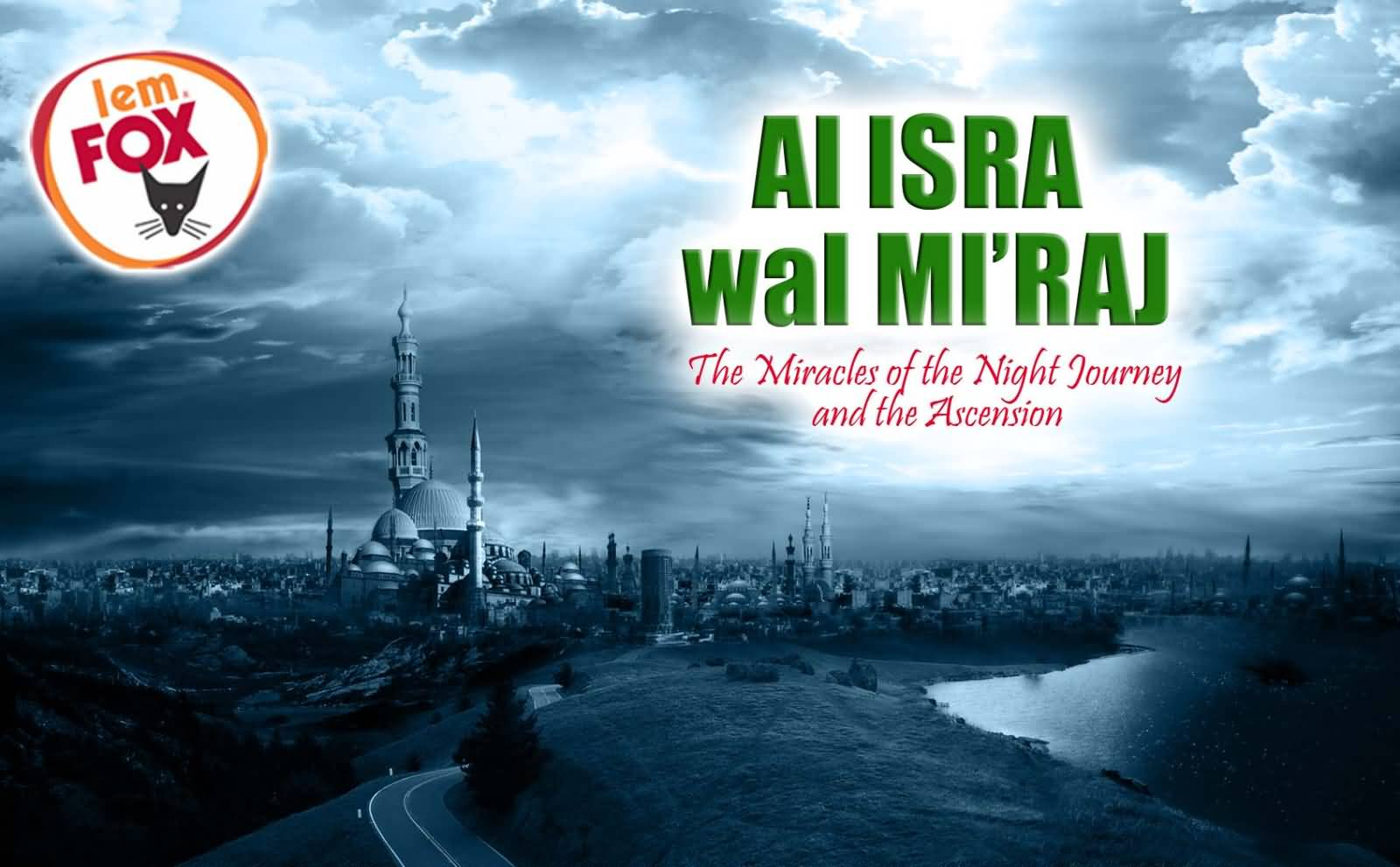6-Isra and Mi'raj Wishes