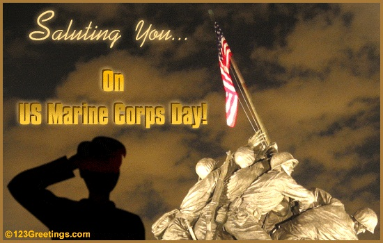 6-Marine Corps Birthday Wishes