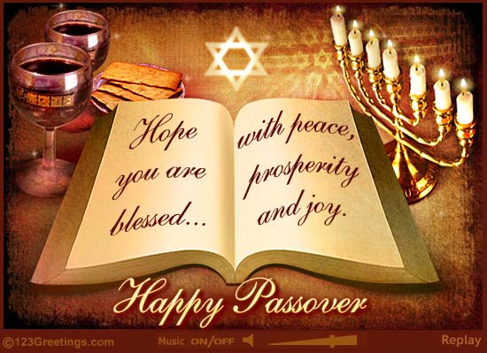 62-Happy Passover Wishes