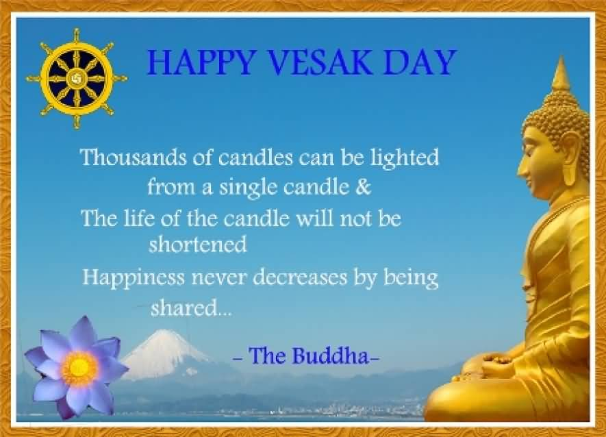 67-Happy Vesak Day Wishes