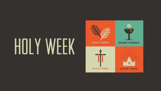 71-Holy Week Wishes